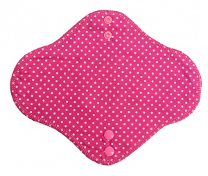 Fairy Hammock - Hot Pink with White Spots