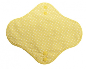 Fairy Hammock - Yellow with White Spots