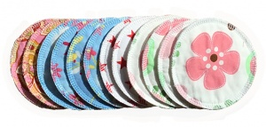 Breast Pads - 6 Pairs for the price of 5 - Flower Pack IN STOCK