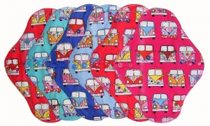 FH - 6 Pack Cotton Tops Camper Van - Light Flow INSTOCK