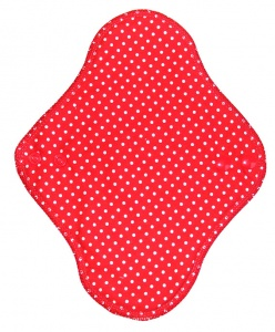 Fairy Hammock - Red with White Spots