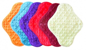 FH - 6 Pack Plush Tops Light Lime Dimple Pack - Light Flow INSTOCK