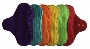 PeaPod - Rainbow Plush (PACK of 6)