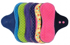 PeaPod - Polka Dots (PACK of 6)