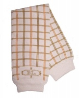 BABYLEGS (ORGANIC) Leg Warmers - Plaid