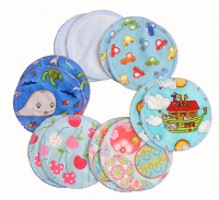 Breast Pads - 6 Pairs for the price of 5 - The Blue Pack 10cm INSTOCK