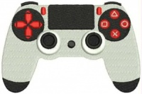 Instant Digital Download - Controller M - Machine Embroidery File