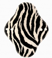 Fairy Hammock - Zebra Plush Fabric