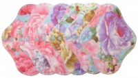 Fairy Hammock - Big Roses with White PUL backs - 6 PACK