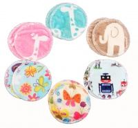 Breast Pads - 6 Pairs for the price of 5 - Paris Pack INSTOCK
